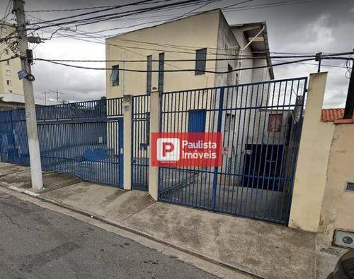Galpão À Venda, 850 M²- Jardim Aeroporto - São Paulo/sp - Ga0589