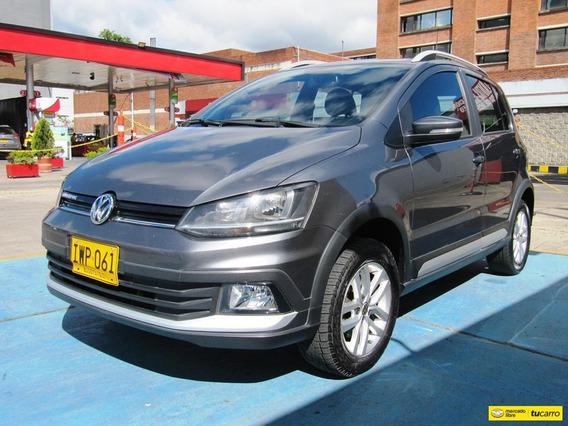 Volkswagen Crossfox 1600cc Mt Aa