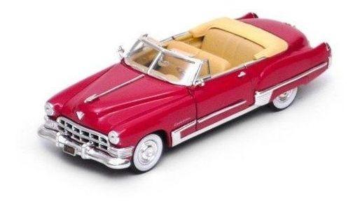 1949 Cadillac Series 62 - Escala 1:32 - Signature Models