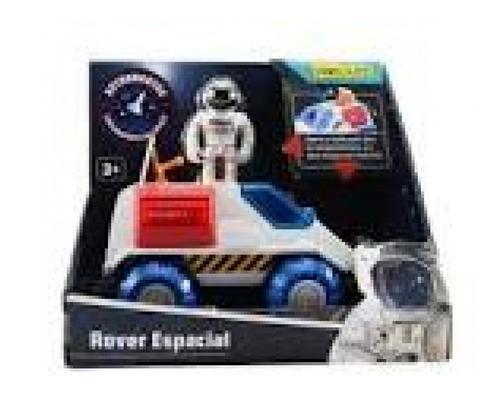 Imagem 1 de 2 de Rover Espacial Astronautas