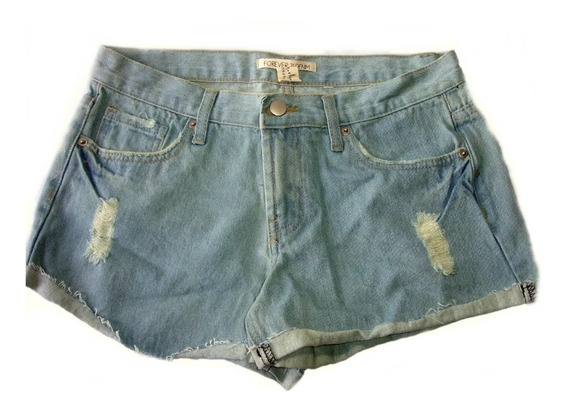 Short Importado Forever 21denim T/36