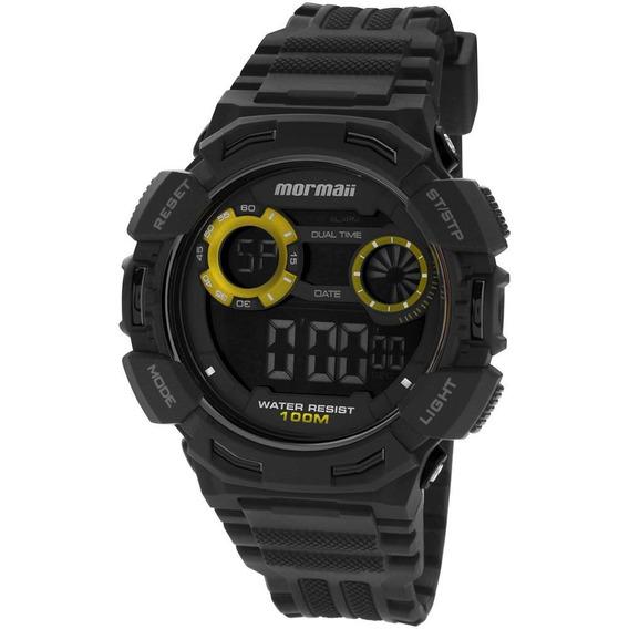 Relógio Mormaii Masculino Acqua Pro Preto Mo1463a/8y Origina