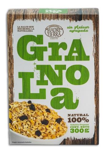 Granola Sin Azúcar Madre Tierra 300g