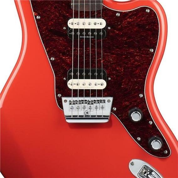 Guitarra Electrica Fender Sq Jaguar Vintage Rwn Hh Fiesta