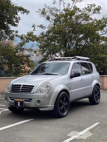 Ssangyong Rexton 2007 2.7 Rx 270 Xdi