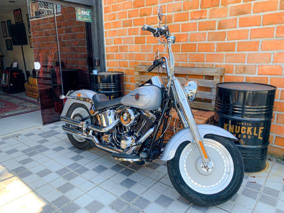 Fatboy Carburada - Harley Davidson