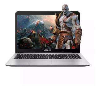 Notebook Asus Intel Dual Core Hd 15,6 4gb 500 Gb Cuotas