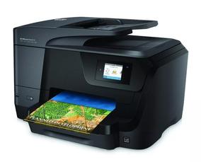 Impressora Hp Officejet Pro 8710 Multifuncional Wireless Usb
