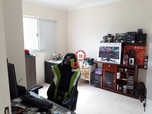 Apartamento Com 3 Dormitórios À Venda, 78 M² Por R$ 220.000,00 - Coloninha - Araranguá/sc - Ap2833