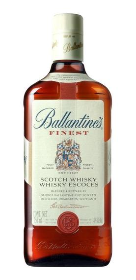 Whisky Ballantines Finest De 700ml.