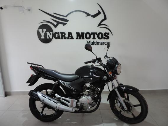 Yamaha Ybr 125 Factor Ed 2011