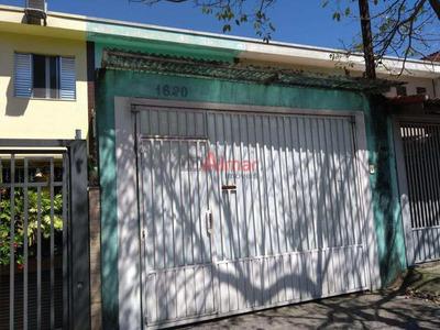 Sobrado 3 Dormitórios 1 Vaga Em Itaquera Próx.a Rua São Teodoro - V7516