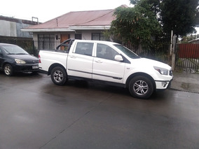 Ssangyong Action Sport Ful Equipo