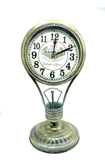 Reloj De Mesa Ampolleta Vintage, Regalo Dia De La Madre