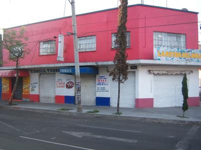 Romero Rubio. Casa Con 5 Accesorias. La Mejor Esquina