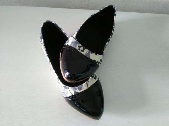 Sapatilhas Rasteirinha Femininas Confort And Shoes Linda Leve Barato