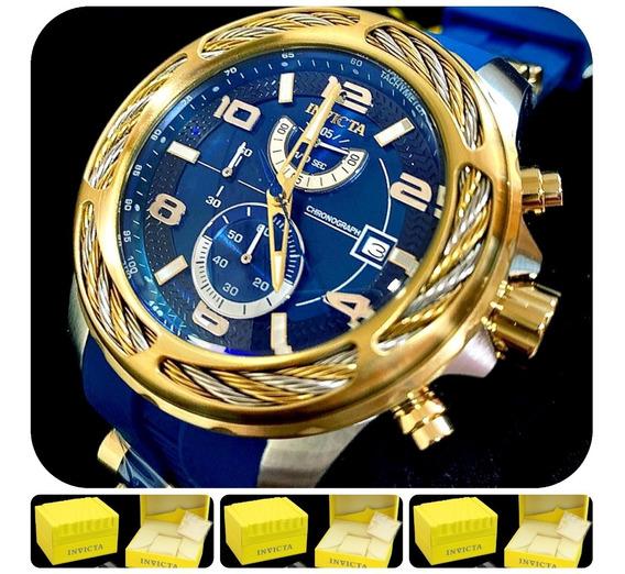 Relógio Invicta Lançamento Bolt 31238 Grande Original.