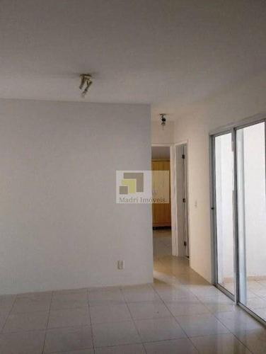 Imagem 1 de 17 de Apartamento Para Alugar, 49 M² Por R$ 2.100,00/mês - Vila Leopoldina - São Paulo/sp - Ap2393