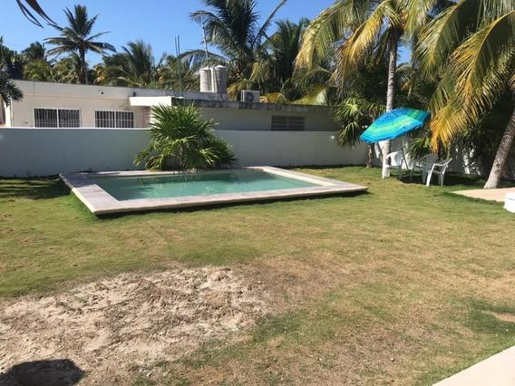 Casa En Renta En (chicxulub Pto. Yucatan)