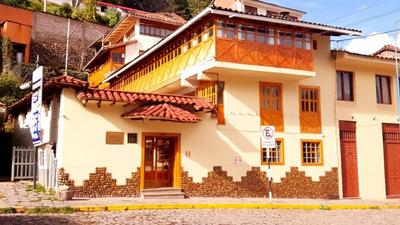 En Venta: Hotel En Cuso Cerca A Plaza De Armas