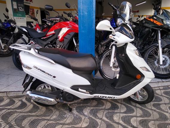 Suzuki Burgman I 125 2019 Moto Slink