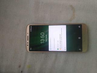 Vendo Celular Moto G6 Play,32gb De Memória E 3 Gb De Ram.