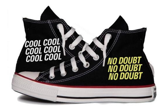 All Star Brooklyn 99 Série Frase Cool Tênis Personalizado