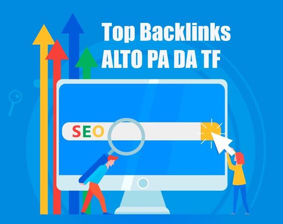 6900 Backlinks Alto Pa Da Tf + Edu Gov + Impulsionamento E Indexação