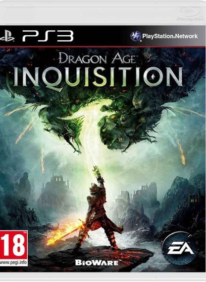 Dragon Age Inquisition Ps3 Midia Digital Psn Envio Rápido