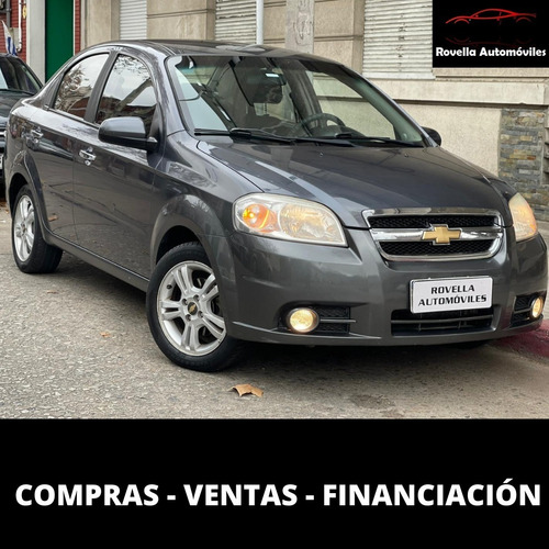 Chevrolet Aveo Lt 2011  Extra Full Excelente Estado !!!