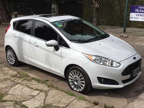 Imagen 1 de 11 de Ford Fiesta Kinetic
