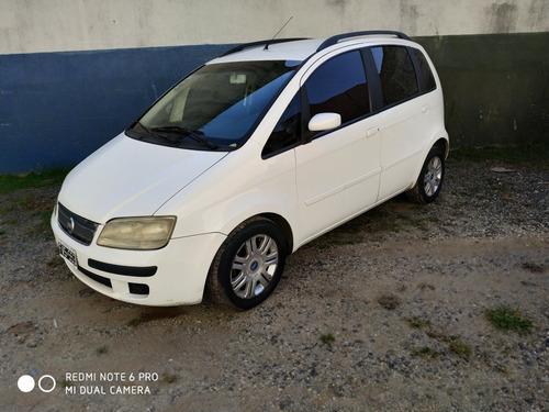 Fiat Idea 2006 1.8 Hlx