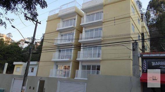 Apartamento Residencial À Venda, Jardim Marcelino, Caieiras. - Ap0003