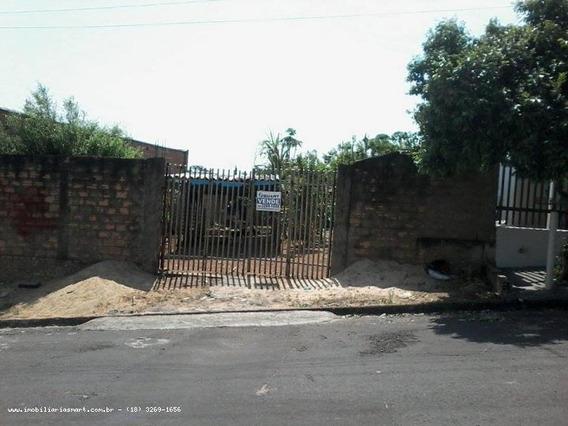 Terreno Para Venda Em Pirapozinho, Residencial Rangel - 20136