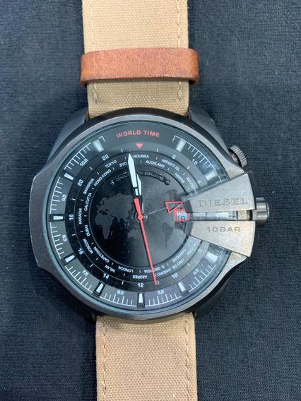 Relógio Diesel Dz-4306 111402 Original, Comprado Nos Eua.