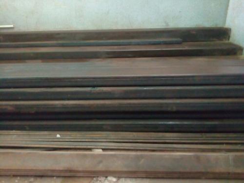 Tubo Estructural Sección Rectangular 160x65x3.40x12 Metros