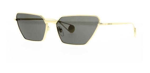 Gucci Gg0538s - Cor 001 - Óculos De Sol Gucci