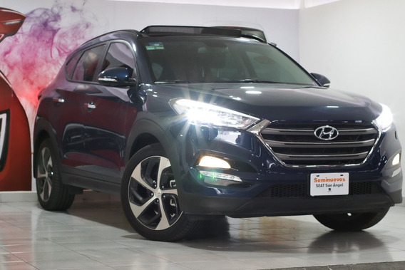 Hyundai Tucson Limited Tech Navi Aut 2018