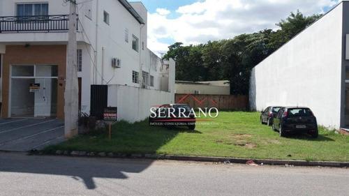 Terreno À Venda, 360 M² Por R$ 670.000,00 - Jardim Trevisan - Vinhedo/sp - Te0283