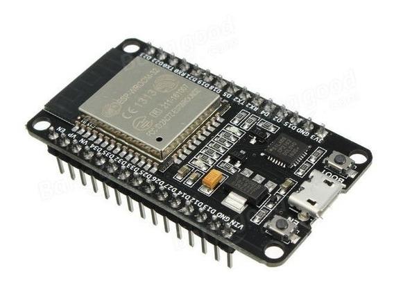 Esp32 Desenvolvimento Wifi + Bluetooth 30 Pinos