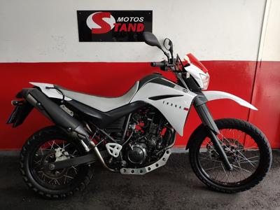 Yamaha Xt 660 R 660r 2014 Branca Branco