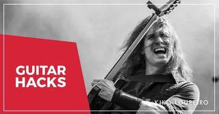 Kiko Loureiro- Guitar Hacks (curso De Guitarra)