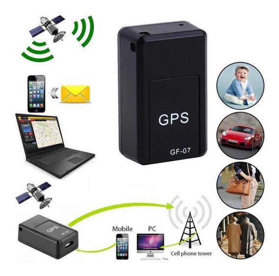Gf07 Mini Rastreador Gps Inteligente