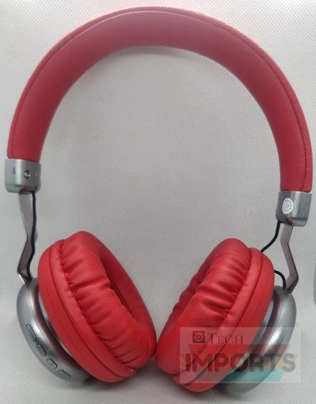 Headphone Bluetooth 5.0 Fm Microsd P2 Knup Kp 452 - Pronta Entrega
