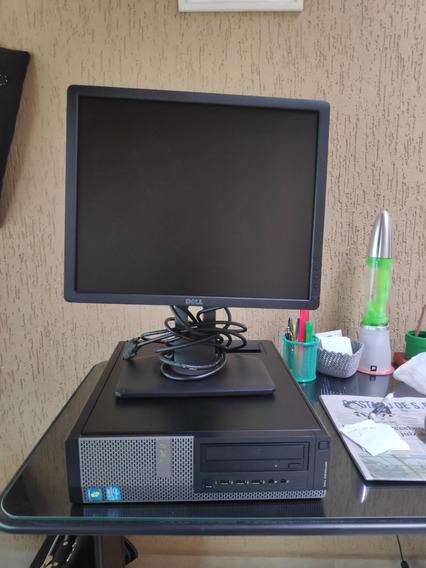 Dell Optiplex 790 Core I7 + 16gb + 500gb + Geforce + Monitor