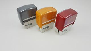 Kit 3 Carimbos Autom. Professores/médico/empresas/enfermagem