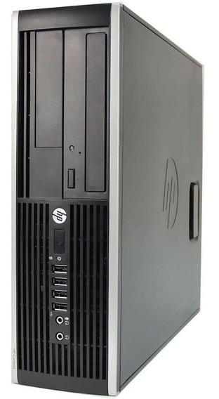 Cpu Desktop Hp 8300 I5 3° Geração 4gb Ssd 120gb Wifi