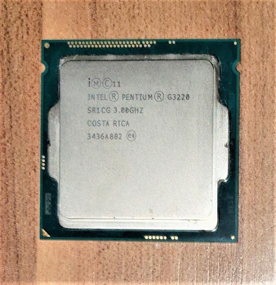 Processador Intel Pentium G3220 3.0 Ghz 4ª Geração Lga1150