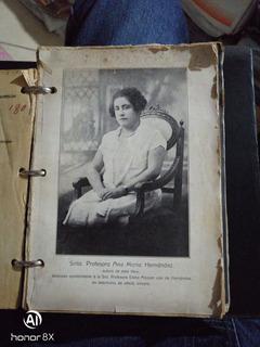 Libro Antiguo De Cocina De Ana María Hernández