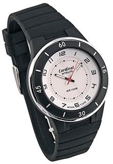 Reloj Analogico De Cuarzo Cardinal